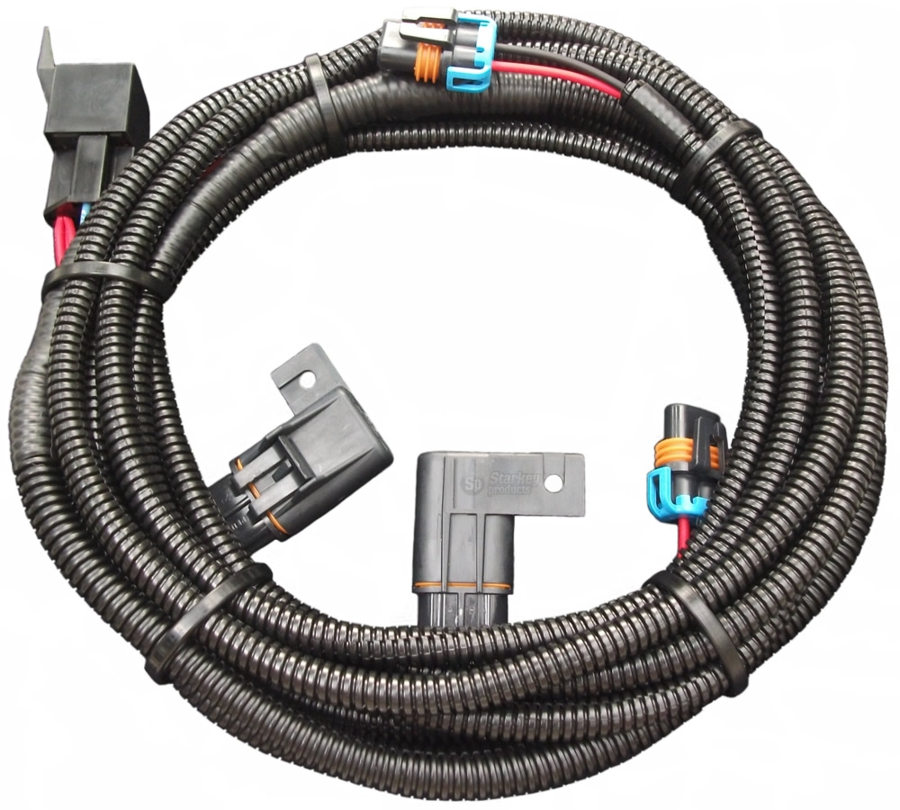 Ford wiring harness connectors