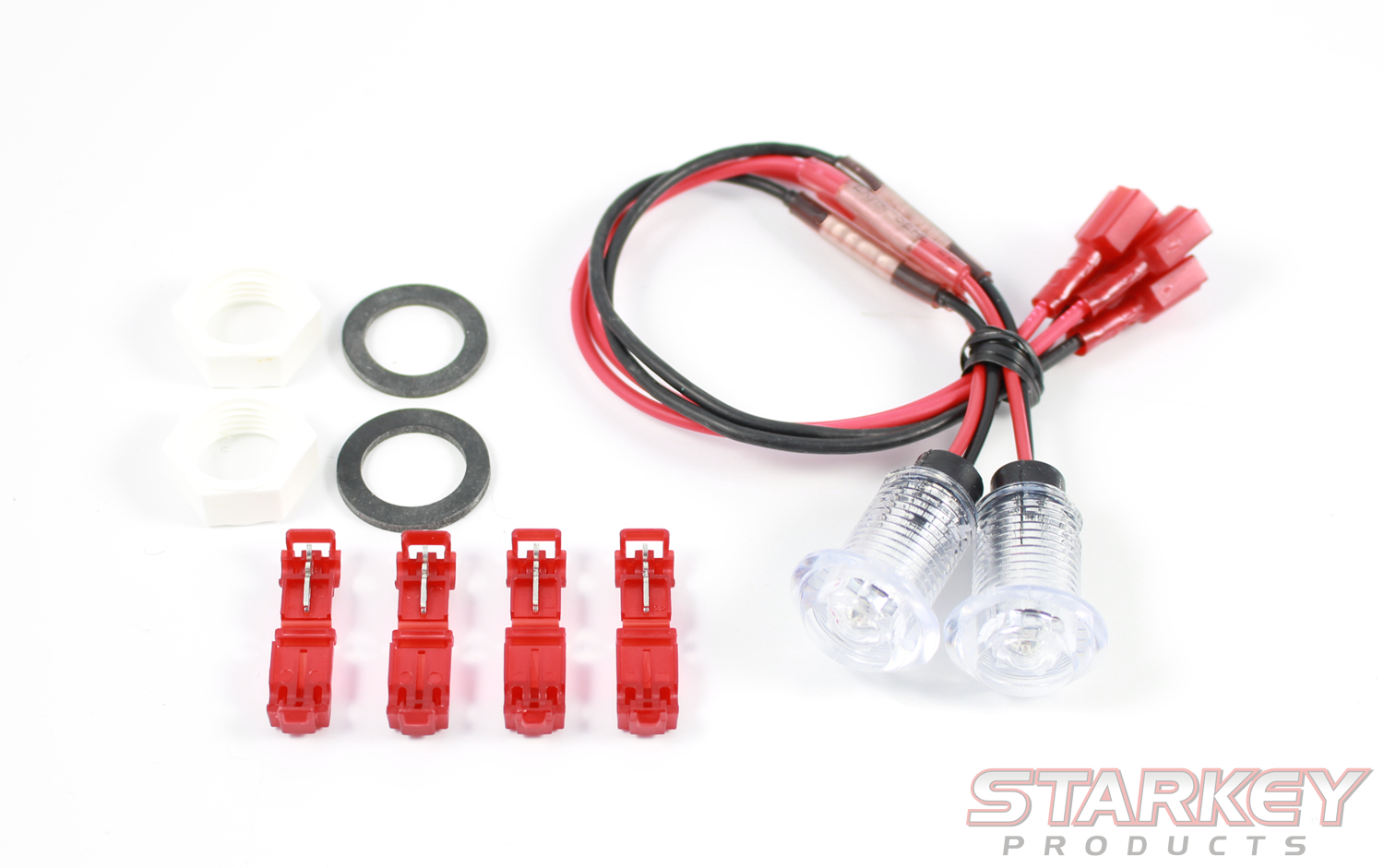 Mustang Led Puddle Lamp Kit Fits All Trims 2013 2014 2015 Silverado Fog Light Wiring Harness Gt Style Lights V6 And Boss 302