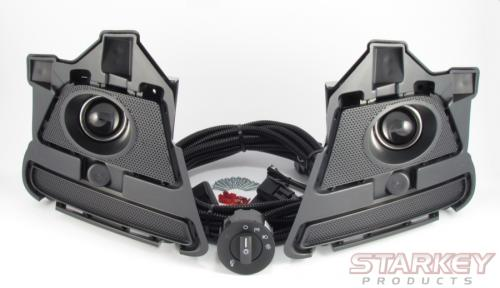 Mustang OEM Style Fog Light Kit - Fits V6 and Boss 302 (2013-2014)