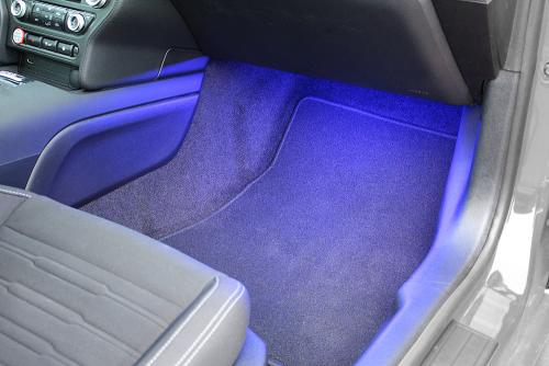 Mustang Footwell Lighting Kit - Fits All (2015-2019)