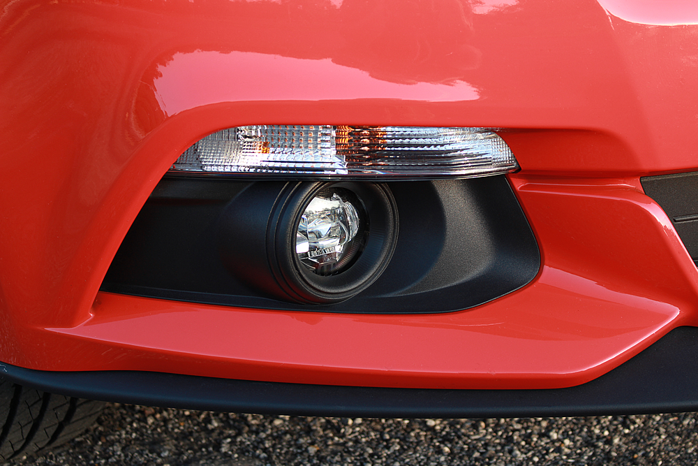 mustang oem style fog light kit fits    starkey products