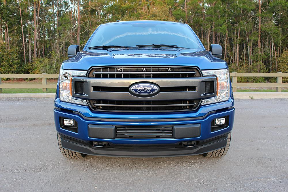 Ford F150 Xlt >> Starkey Ford F 150 Raptor Style Grille Light Kit Fits Xl Xlt Lariat 2018 2019