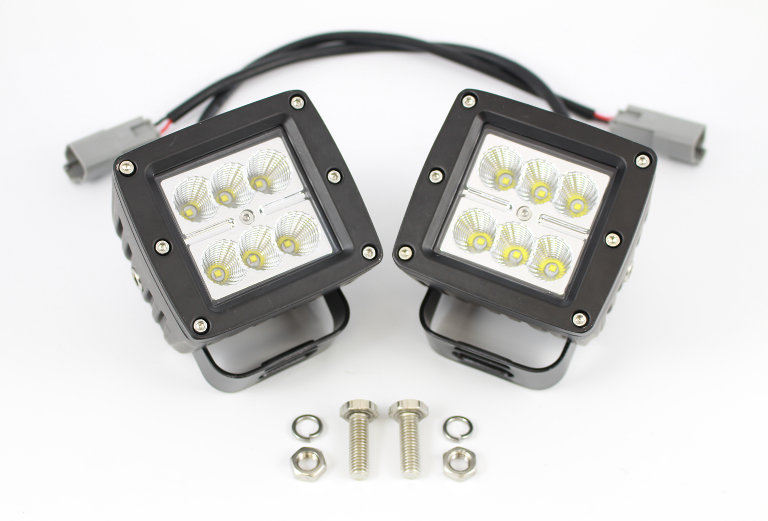 Complete Truck Amp Suv Backup Reverse Lighting Kit With