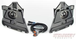 Mustang GT/CS Lower Valance Fog Light Kit (2013-2014)