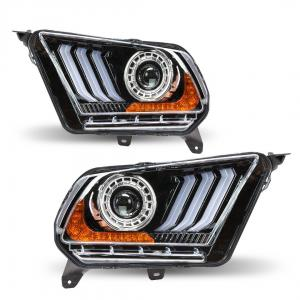 Mustang S550 Style Headlight Kit - Fits All Trims (2010-2012)